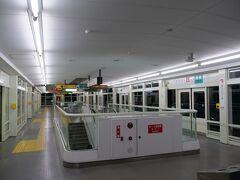 という訳でそれまで時間を潰す必要があり、神戸の新交通システム「六甲ライナー」と「ポートライナー」の乗り潰しを行うことに。