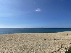 永田いなか浜にきました。