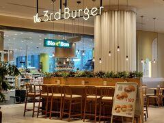 バーガー屋さん お昼はめちゃめちゃ安いバーガー。