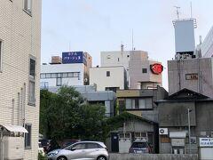 青森駅の方に歩いていると今夜の宿、ホテルパサージュ2が見えました。