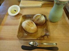 mamayaさんの朝食 この日は朝早めの出発だったのでスムージーとパンの朝食を選択しました スムージーもパンも美味しくて朝から幸せ^^