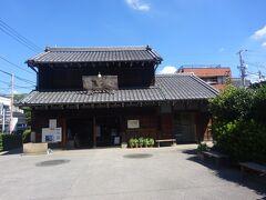 台東区立下町風俗資料館付設展示場(旧吉田屋酒店)明治43年建造をここに移築
