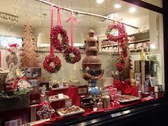チョコレートファウンテンのあるお店