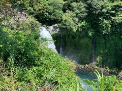 こちらは『音止の滝』 見える場所が1箇所しかなく、滝の全貌が全く見えません。 涼しくなった所で遅めのランチを取りに富士宮へ向かいます。 食べるのはもちろんB級グルメグランプリ 初代王者 富士宮やきそばです