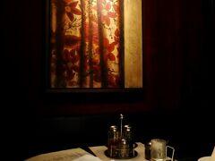 この日のディナーは香港の友人おすすめの夜は上海でコースをいただきました。