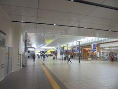 横川駅から白市駅に向かいます。 写真/広島駅