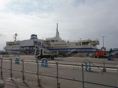 一休みしてから、街歩きへ。青函連絡船記念館 摩周丸には入らず。