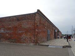 金森赤レンガ倉庫。
