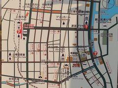 色内大通りと日銀通りとの交差点あたりが、北のウォール街。