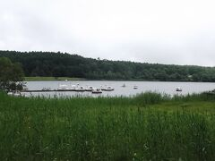 2日目 遅めの出発で女神湖