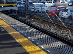 題名には宇都宮駅周辺をと書きましたが正式には東武宇都宮駅を利用しました。  新幹線を使わず東武宇都宮線を使って東武宇都宮駅下車です。  こちらは東武宇都宮線に乗るところです。