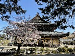 正面には南禅寺の本堂。 今回は先を急ぐので参拝はしませんでした。 ごめんなさいm(__)m