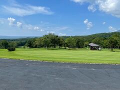 キレイなゴルフ場です。