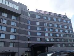 14:40 本日宿泊するホテルに到着しました。