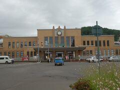 初めての小樽駅のような気がします。