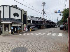 30分ほどドライブし、再び、木ノ本の街方面に戻りました。