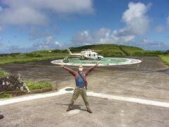 八丈島から東邦航空(=東京愛らんどシャトル)のヘリコプターに乗って青ヶ島へ。 絶海の孤島、青ヶ島を旅することができたのは嬉しい限りです(^_-)-☆。