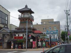 浅草橋から堺町通りへ