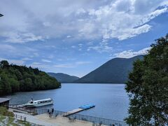▽8月3日(火) 3日目(続き) 10時に然別湖を拓殖バスで出発。