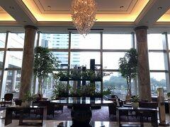 ランドマークに入っているロイヤルパークホテルです。
