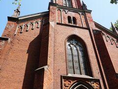 英国教会(茶) タリン同様リガも教会多すぎ・・・