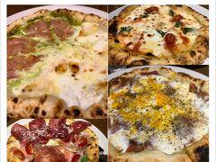 日は変わって8月12日。 この日もAちゃんにお迎えに来てもらって、職場の女子4人でランチ~♪  ミシュランにも載っているピッツェリアのお店らしく、全然知らなかった(笑) チーズにこだわりのあるお店で超美味しいピザでした! ハーフ&ハーフもしてもらえて4人なので6種類のピザを堪能ヾ(≧▽≦)ノ  地元で楽しんだ、そんな二日間でした♪   ~~~最後まで読んでいただきありがとうございました~~~