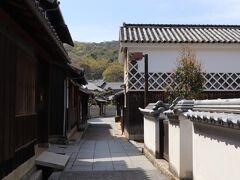 この保存地区は全国に123カ所あり、北野異人館通りや湯浅、富田林なども指定されています。
