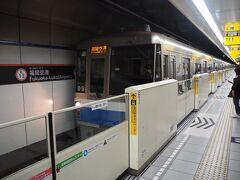 福岡空港は多分日本一便利な空港  地下鉄で博多駅まで2駅5分、天神(西鉄福岡)まで5駅12分 近頃、ターミナルビルが新しくなったので、それは帰りに楽しむ予定
