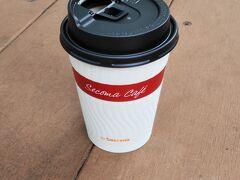 翌朝もやはりセコマのカフェでスタート。