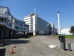 本日2つ目の目的地は本日2つ目の世界遺産であるファン・ネレ工場。