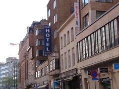 ホテルは駅から徒歩1分で16:45にチェックイン。