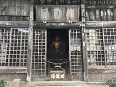 暗殺された頼家の冥福を祈って母政子が寄進した経堂です。