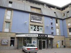 映画博物館(Filmmuseum Dusseldorf)。