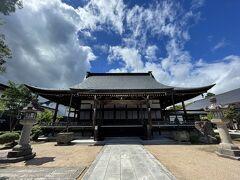 親鸞聖人のご恩を偲び毎年1月15日の夜、円光寺・真宗寺・本光寺を詣でるならわしの『三寺まいり』。 そのひとつ、円光寺です。