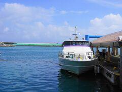 ホテルに荷物をおいて16:00の船で武富島に渡ります。 明日からの天気が期待できないので。 昨年は傘を差しての竹富島。 リベンジなるか!  https://4travel.jp/travelogue/11651842