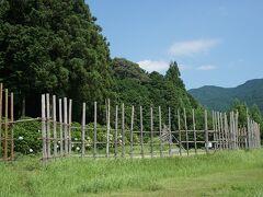 ●長篠・設楽原の古戦場跡界隈  馬防柵の再現が、想像をかきたてて良いと思いました。 戦乱の時代が好きな方は是非行ってみてください。