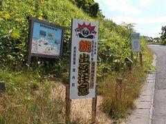 20分ほど走って着いたのは、島武意トンネル入り口。