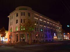 旧北海道拓殖銀行 小樽支店