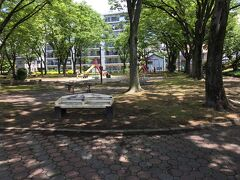 尾竹橋公園