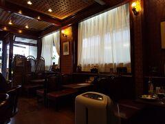 飯能にある町の昔ながらの喫茶店