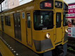 西武急行列車