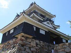 浜松城 ジャーン!!徳川家康公や井伊直政公が過ごした、この浜松城・・ 4トラベラーの方々から既に紹介されていますが、出世城といわれているようです。