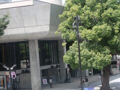 上野-2 国立科学博物館への道   32/  6  東京文化会館