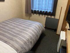 そしてホテルにチェックイン。 旭川駅からほど近いホテルです。