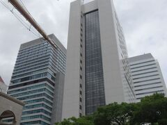 今回は竹芝客船ターミナル横の「ベイサイドホテル アジュール竹芝」に2泊します。  東京都職員共済組合の所有とのことで、公営の宿と言っていいのかな? さすがは東京都、共済組合のやることもスケールが違います。