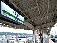旅の始まりは、韮崎駅から。 早朝4時すぎに クルマで富士市を出発し、韮崎までやって来ました。これから18きっぷを使って、中央本線の初電に乗り込みます。。