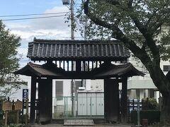 長楽寺と世良田東照宮と新田荘資料館はちかくですが、長楽寺はどこかわかんなかったな