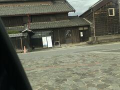 世良田と深谷のあいだに渋沢栄一の生家とあり、行ってみたがここは親戚の尾高さんのおうちみたい