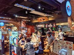 私は函館が本店の「あじさい」へ。