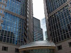 銀座の次は東京駅周辺と言うことで大手町へ移動。